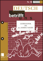 Liebeslyrik. Arbeitsblätter/Abiturmaterialien (Barock/Romantik bis ...