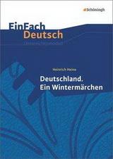 Deutschland Ein Wintermärchen Zusammenfassung