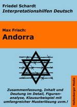 ANDORRA. Max Frisch Ausführliche Interpretation & Analyse ...