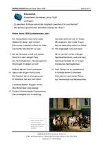 Gedichtelyrik Heinrich Heine Interpretiert Interpretation