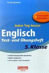 Cornelsen Englisch Lernhilfen Jeden Tag Besser Test Und
