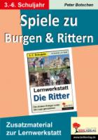 Geschichte Unterrichtsmaterial MITTELALTER/RITTERTUM - für ...