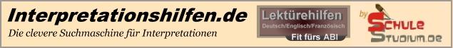 Interpretationshilfen.de - Suchmaschine für Interpretationshilfen