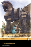 Penguin Readers: The Troy stone
