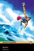 Penguin Readers: Surfer