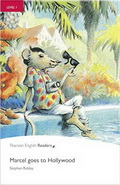 Penguin Readers: Marcel goes to Hollywood