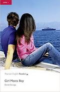 Penguin Readers: Girl Meets Boy