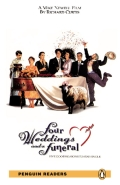 Penguin Readers: Four Weddings and a Funeral