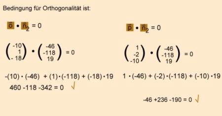 analytische geometrie und lineare algebra schnittwinkel zweier ebenen berechnen. Black Bedroom Furniture Sets. Home Design Ideas