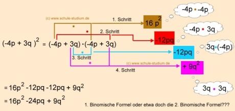 1 binomische formel erkennen und anwenden. Black Bedroom Furniture Sets. Home Design Ideas