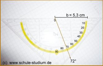 gleichschenkliges dreieck berechnen