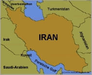Karte Iran Nachbarlander.Iran Krisenherd Der Weltpolitik Arabisch Israelischer