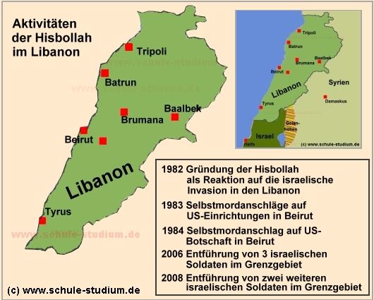 Libanon Hisbollah