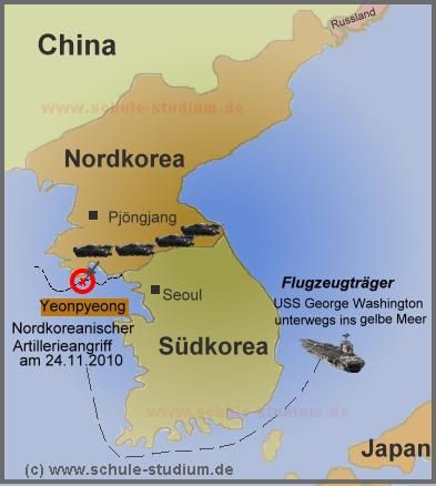 japan nordkorea konflikt