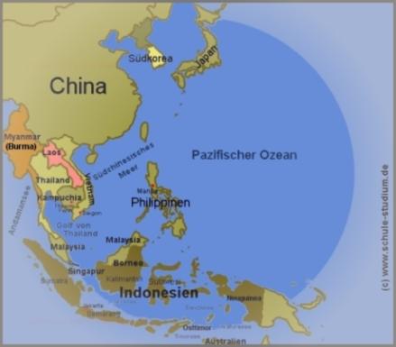 China Philippinen