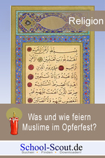 feiern moslem geburtstag