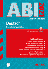Zentrale Klausur Deutsch 2021 Lösungen