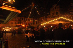 Bad Kreuznach Weihnachtsmarkt.Nikolausmarkt Bad Kreuznach Nikolauskirche