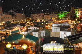 Landau Weihnachtsmarkt.Weihnachtsmarkt In Landau Bilder Informationen Thomas