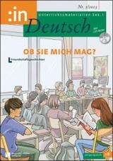 Deutsch Arbeitsblätter SEK.I - Lehrer Unterrichtsmaterialien ...