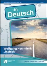 Tschick Abenteuerroman/Jugendroman. INTERPRETATION, Ausführliche ...